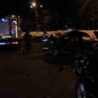 Два человека погибли в ДТП на проспекте Гагарина в Нижнем