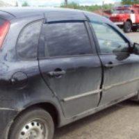 В Нижегородской области водитель «УАЗа» погиб, врезавшись в дом