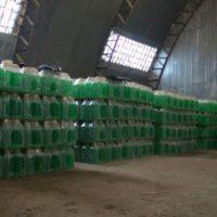 345 литров опасной «незамерзайки» изъяли в Нижнем Новгороде