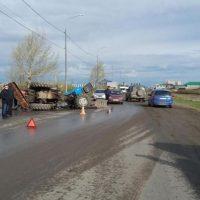 В автокатастрофе в Воскресенском районе погибли 3 человека
