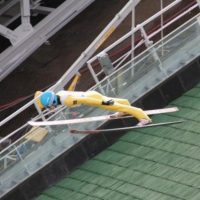 На высоте. Нижегородский летающий лыжник может выступить на Кубке мира