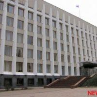 Глеб Никитин наделил Владимира Лебедева полномочиями сенатора