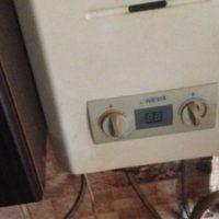 Женщина спалила квартиру при покраске газовой колонки из баллончика