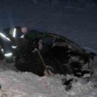 В Нижегородской области водитель иномарки погиб в ДТП с фурой