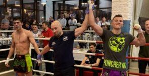 Нижегородец стал чемпионом России по тайскому боксу среди профессионалов