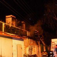В Нижнем Новгороде при пожаре погибла семья из трех человек