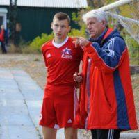 Нижегородец Сергей Евстратенко завоевал бронзовую медаль на ЧМ по футболу