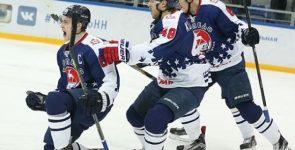 Нижегородский ХК «Торпедо» обыграл «Югру» в матче КХЛ
