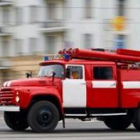 В Нижнем Новгороде загорелся ресторан