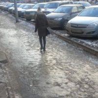 МЧС: гололед сохранится на севере Нижегородской области