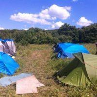 Пропавшую группу туристов с детьми нашли в Кировской области