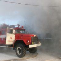 Сразу три автомобиля сгорели в Нижнем Новгороде