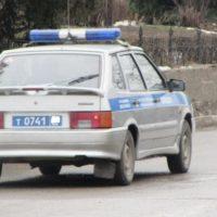 В Нижнем задержан мужчина, угрожавший ножом полицейскому