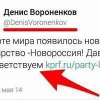 Сказ о России, пане Вороненкове и фрау Игенбергс