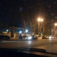 Появились фото ДТП с автомобилем Porsche на Московском шоссе