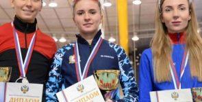 Нижегородские конькобежки стали лучшими на чемпионате России