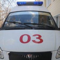 В Нижнем иномарка врезалась в трамвай, пострадала женщина