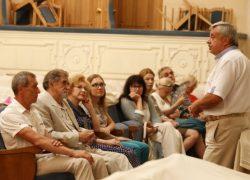 13 августа состоялся сбор труппы Нижегородского театра драмы им.М.Горького