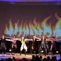Праздник танца в Большемурашкинском районе