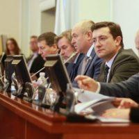 Глеб Никитин и депутаты ЗакСобрания считают свою встречу конструктивной