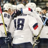 Хоккеисты «Торпедо» разгромили минское «Динамо» со счетом 6:0