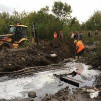 Водоснабжение отключено в Автозаводском районе из-за аварии
