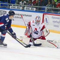 Нижегородское «Торпедо» одержало победу над «Локомотивом»