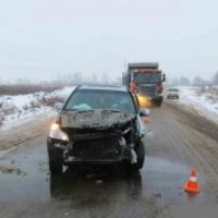 Под Нижним Новгородом в результате ДТП погибли два человека