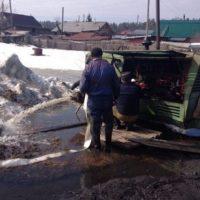 В Нижнем Новгороде 22 улицы оказались частично подтоплены