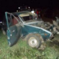 В Нижегородской области пьяный водитель погиб, врезавшись в грузовик
