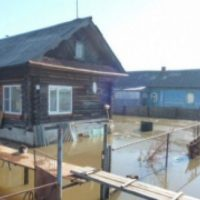 Придомовые участки в селе Темта в Урене освободились от воды