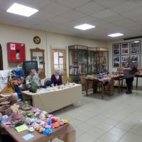 «Весенняя ярмарка – 2016» прошла в «Берегине» 23 апреля.