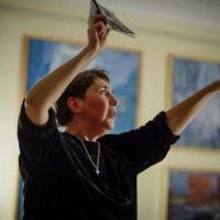 22 апреля 2016 года в 12.00 в библиотеке им. Б.Корнилова состоится творческая встреча с нижегородским писателем Еленой Крюковой