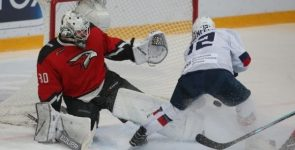 Нижегородское «Торпедо» одержало победу над «Авангардом»