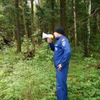 11-летний мальчик потерялся в лесу в Семеновском районе