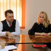 Югов представил Преподобную в должности и.о. министра культуры