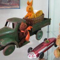 1 июня в выставочном зале «Покровка, 8» откроется выставка «Уронили мишку на пол…»