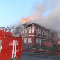 Опубликованы фото пожара в ночном клубе в Нижнем Новгороде