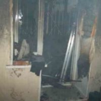 В Нижнем Новгороде при пожаре спасли четырех человек