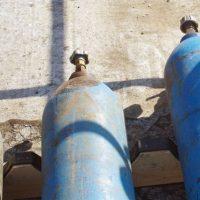В Нижнем Новгороде на металлобазе взорвался газовый баллон