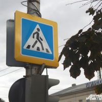 В городе Бор водитель сбил школьника на «зебре» и скрылся