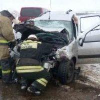 В Нижегородской области в ДТП погиб человек, еще 4 пострадали