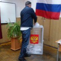 На моем избирательном участке была очередь из желающих проголосовать – Панов