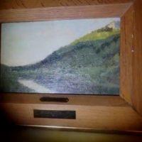 В Нижнем Новгороде обнаружили похищенные картины Левитана
