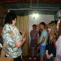 21 мая районный краеведческий музей п. Сосновское принял участие в акции «Ночь в музее».
