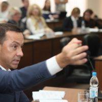 Нижегородские справороссы пожаловались Сергею Миронову на методы работы Александра Бочкарева