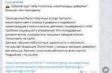 Daily Telegram: штраф Портнова, суд Бочкарёва и доверие к Никитину