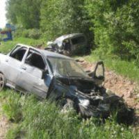 В Нижегородской области в ДТП пострадали трое взрослых и ребенок