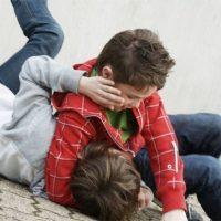 16-летний подросток попал в больницу после драки со сверстником