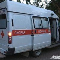 В Нижегородской области в ДТП пострадали женщина и ребенок